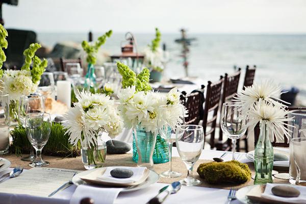Visual Inspiration: Beach Weddings